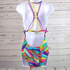 Trina Turk Swim - Trina Turk Viva La Vida one piece multi swimsuit